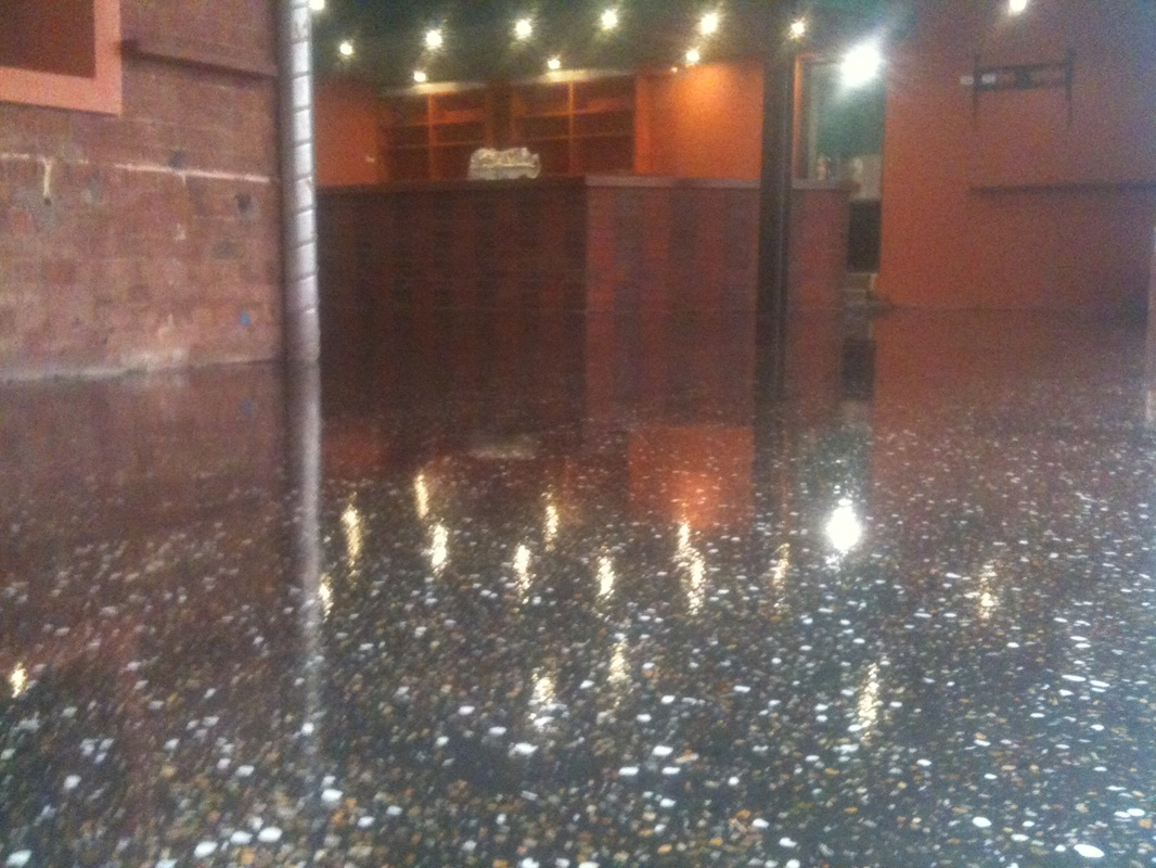 SS Floors - Grind & Seal Gallery - SS Floors Decorative Concrete ...